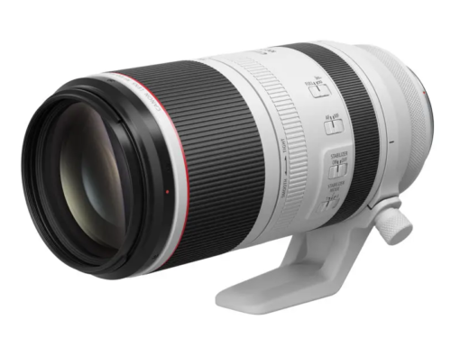 Canon Closes the Telephoto Lens Gap with Several New RF Mount Lenses