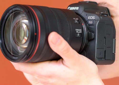 Hands-on: Canon EOS R6 Review