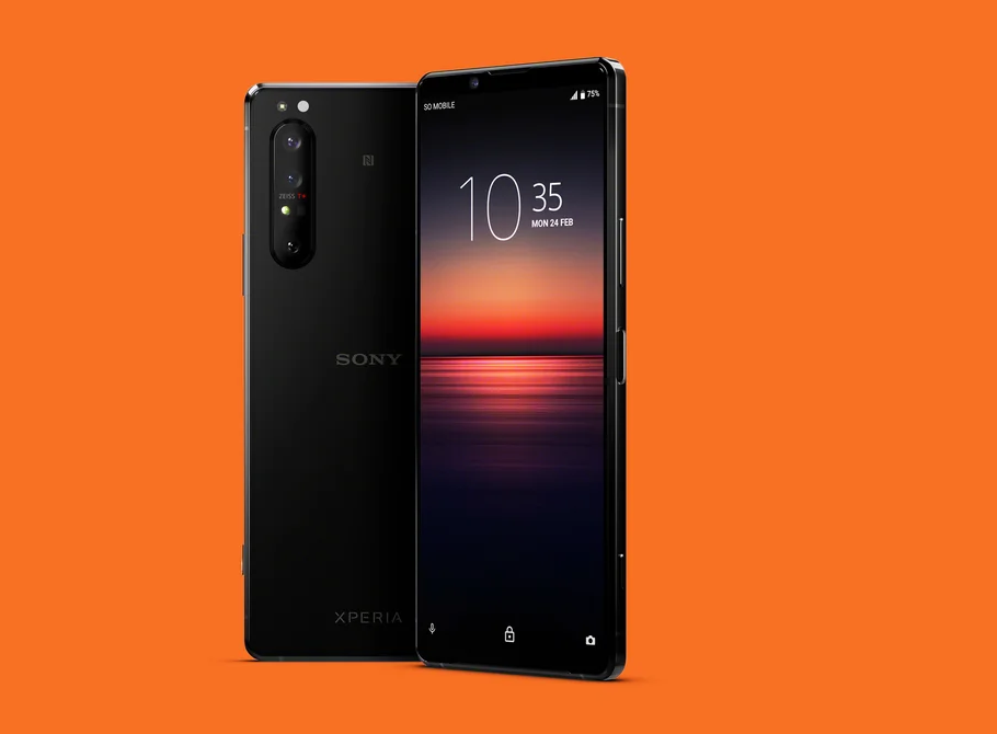 Sony Xperia 1 II battery life