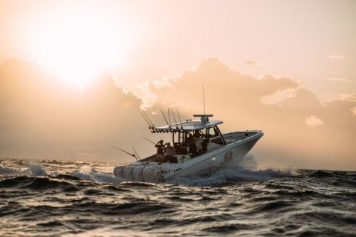 Wellcraft 402 Fisherman Boat Review