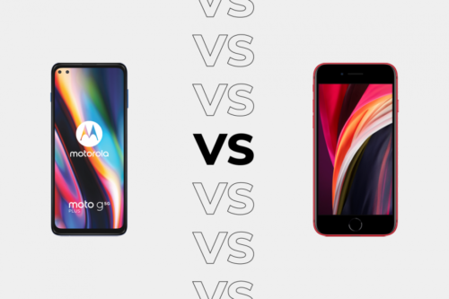 Moto G 5G Plus vs iPhone SE 2: Should you go for Android or iOS affordable champion?