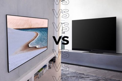 LG GX OLED vs Panasonic HZ2000: Comparing the two flagship OLEDs