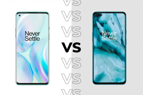 OnePlus Nord vs OnePlus 8: What are the big differences?