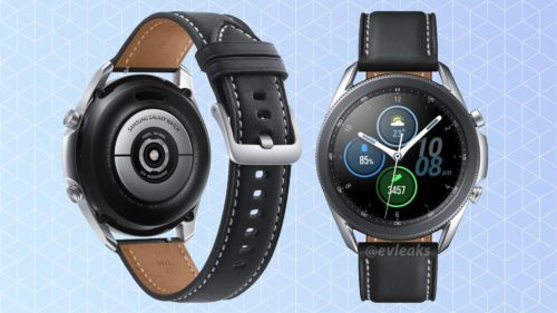 Samsung Galaxy Watch 3 leak reveals new features to fight Apple Watch 6