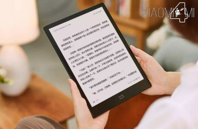Xiaomi inkPad X 10″ Super Reading eBook Launched On Youpin For $245