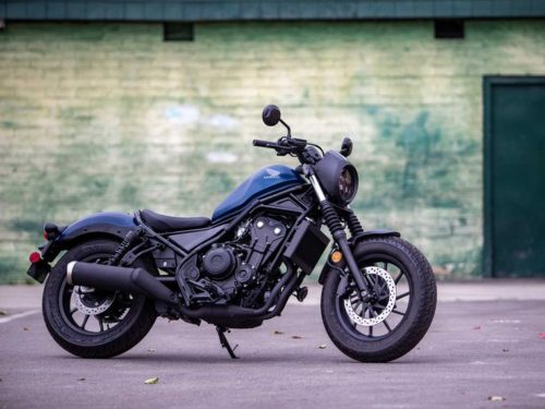 2020 Honda Rebel 500 ABS First Ride Review