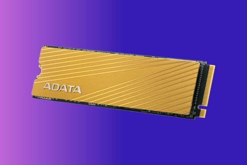 Adata Falcon NVMe SSD Review: Fast reader, so-so writer, great value