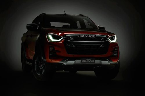 New Isuzu D-MAX launch date revealed