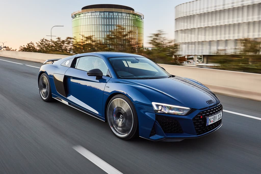 2020 Audi R8 V10 Coupe and Audi R8 V10 Performance Coupe Review – Australia
