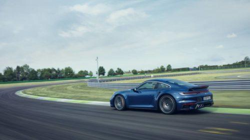 2021 Porsche 911 Turbo debuts with 572HP flat-six motor