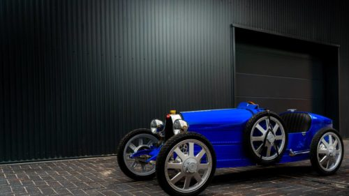 Baby Bugatti II enters production, and a few are still available