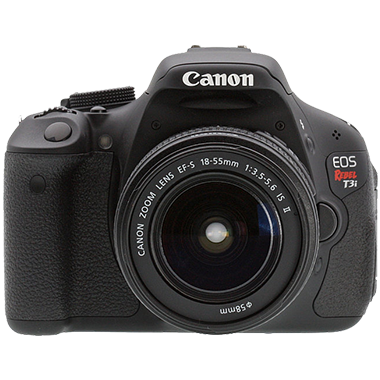 Canon EOS 600D (EOS Rebel T3i) Camera