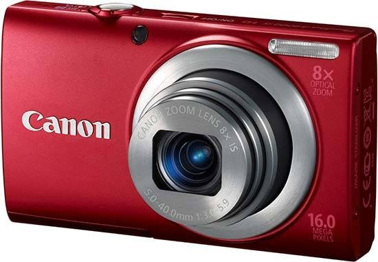 Canon PowerShot A4000 IS Camera