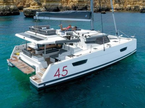 Fountaine Pajot Elba 45 Boat Review