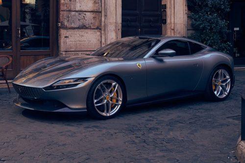 Ferrari Roma priced