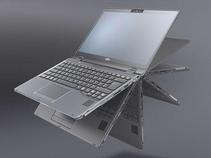 Fujitsu Tablet LIFEBOOK U939X Hands On