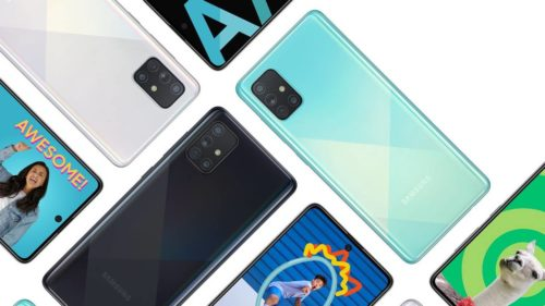 Galaxy A51 and A71 get gifted with Galaxy S20 camera features