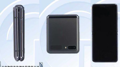 Galaxy Z Flip 5G leaks with familiar next-gen look