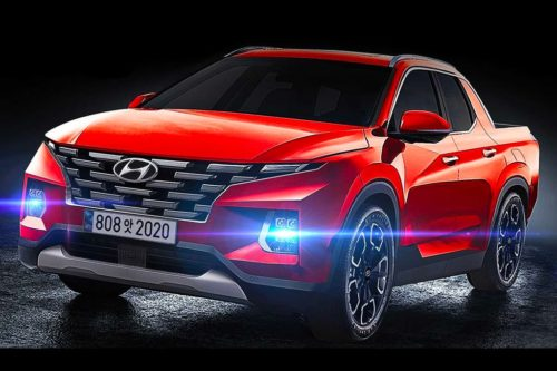 First Hyundai ute: Best render yet