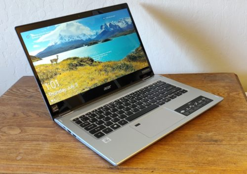 Acer Spin 3 (SP314-54N-58Q7) review: A solid $650 budget laptop with nice bonuses
