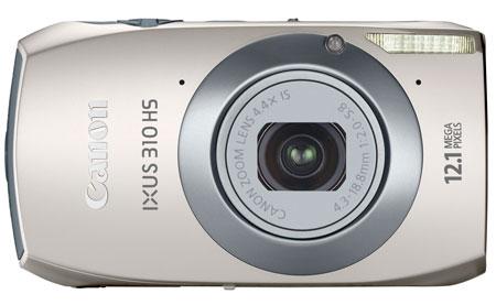 Canon PowerShot ELPH 500 HS (IXUS 310 HS) Camera