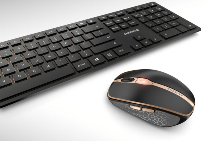 Cherry DW 9000 Slim review: Eye-catching keyboard and mouse combo is pleasingly productive