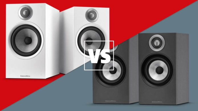 B&W 606 vs 607 speakers: which should you buy?