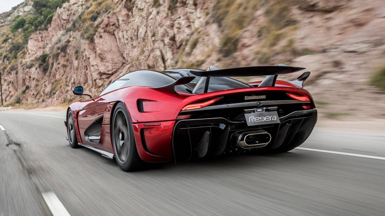 Koenigsegg's short action flick 'Time to Reign' is a blockbuster hit