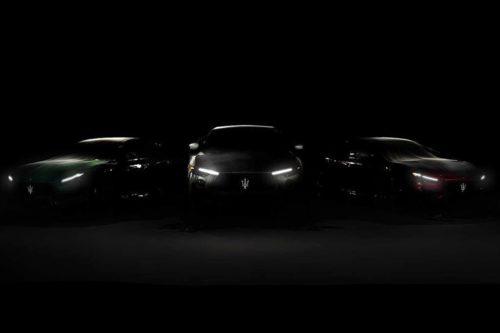 Maserati Ghibli and Quattroporte Trofeo coming