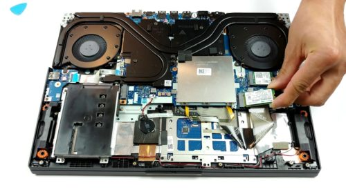 Inside Lenovo Legion 5 (15) – disassembly and upgrade options