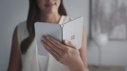 Microsoft Surface Duo could launch in time to battle Galaxy Fold 2