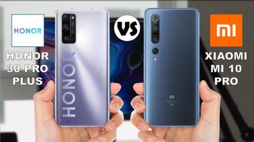 Honor 30 Pro+ vs Xiaomi Mi10 Pro Camera Comparison: Which one Best in Telephoto Capability