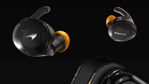 Klipsch T5 II True Wireless Earbuds include special McLaren Edition