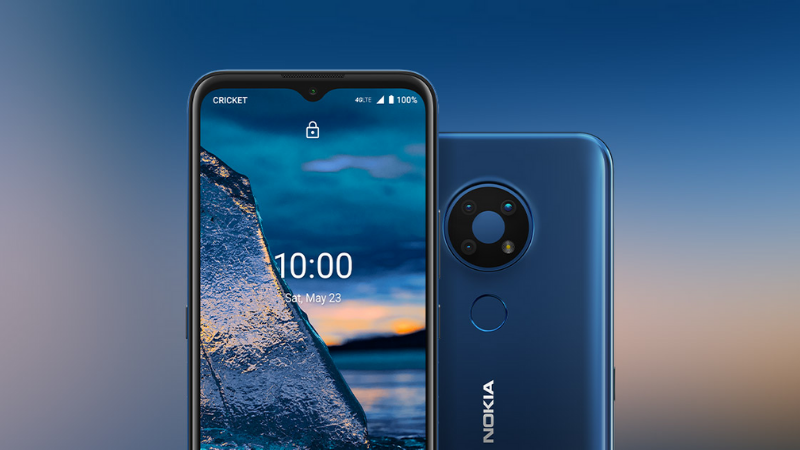 Nokia C5 Endi Review