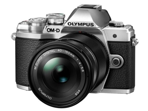 More Information for the Upcoming Olympus E-M10 Mark IV Camera