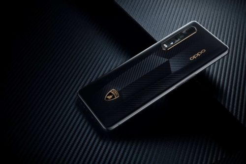 OPPO Find X2 Pro Automobili Lamborghini Edition Hands On