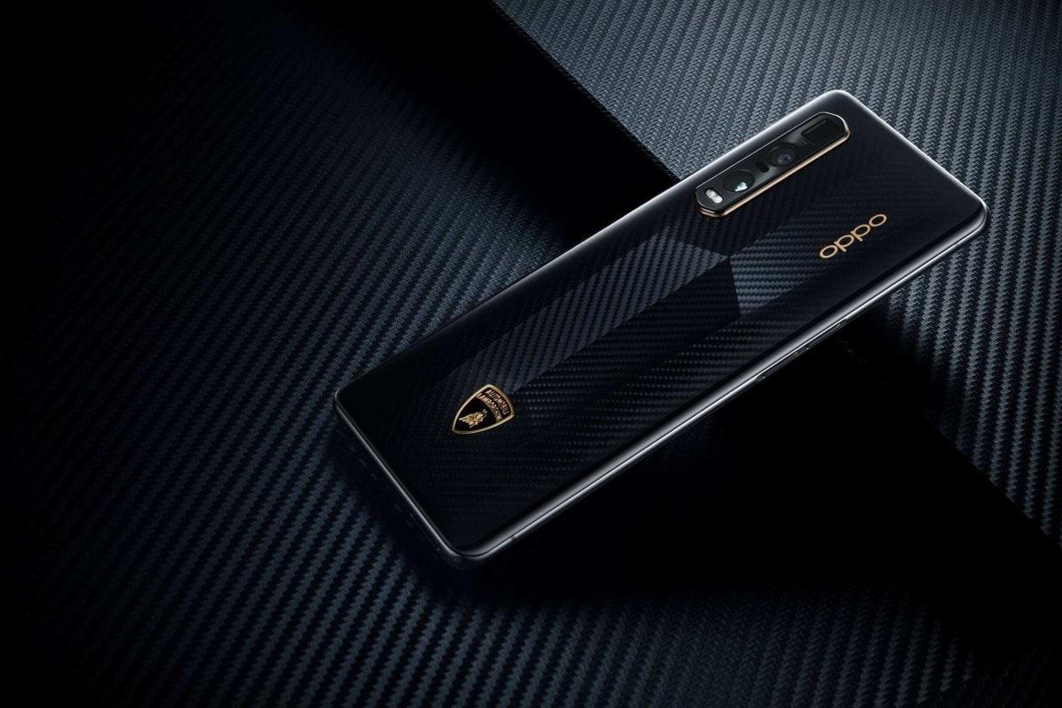 OPPO Find X2 Pro Automobili Lamborghini Edition Hands On