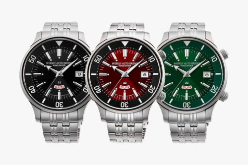 If You're Looking for a Larger Dive Watch, Look No Further