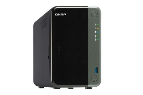 QNAP TS-253D NAS review: 2.5GbE, PCIe expansion, and HDMI output make for a kickin' home server