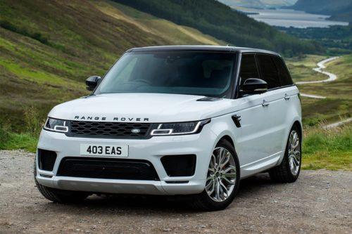 Range Rover Sport upgraded