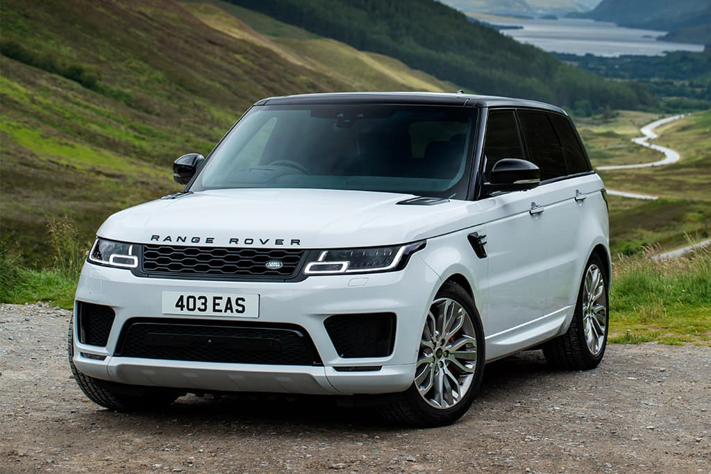 Range Rover Sport upgraded
