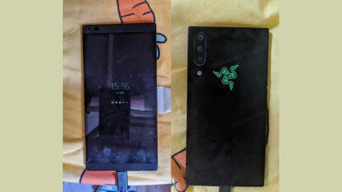 Razer Phone 3 prototype may hint why it was canceled