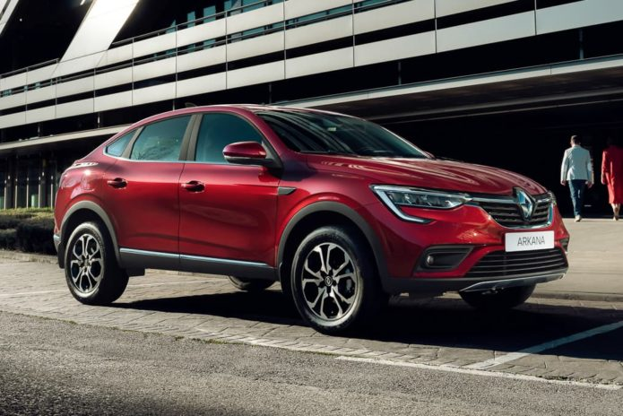All-new Renault Arkana and Captur confirmed for Oz