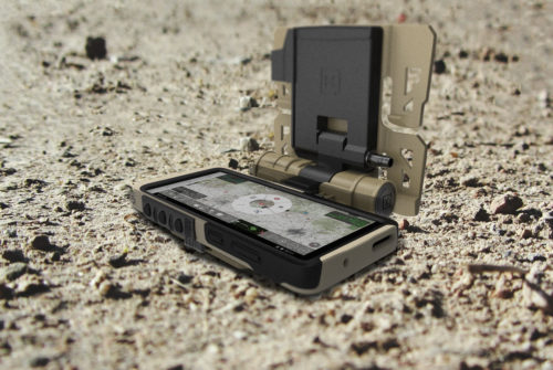 Samsung Galaxy S20 Tactical Edition (TE), a smartphone for military use