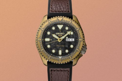 Where Did These Affordable New Seiko Sports Watches Come From?