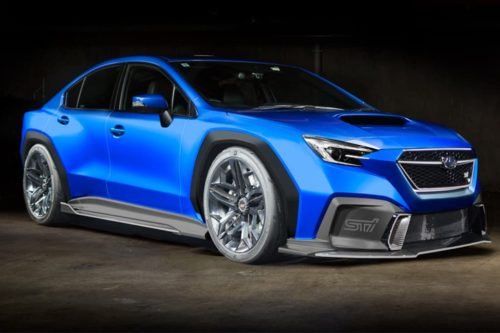 New Subaru WRX STI to be the most powerful ever