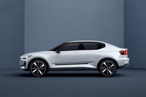 Volvo pinning EV hopes on sleeker SUVs