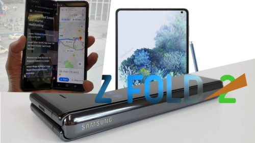 Samsung Galaxy Z Fold 2 size, cameras, specs leak despite delay