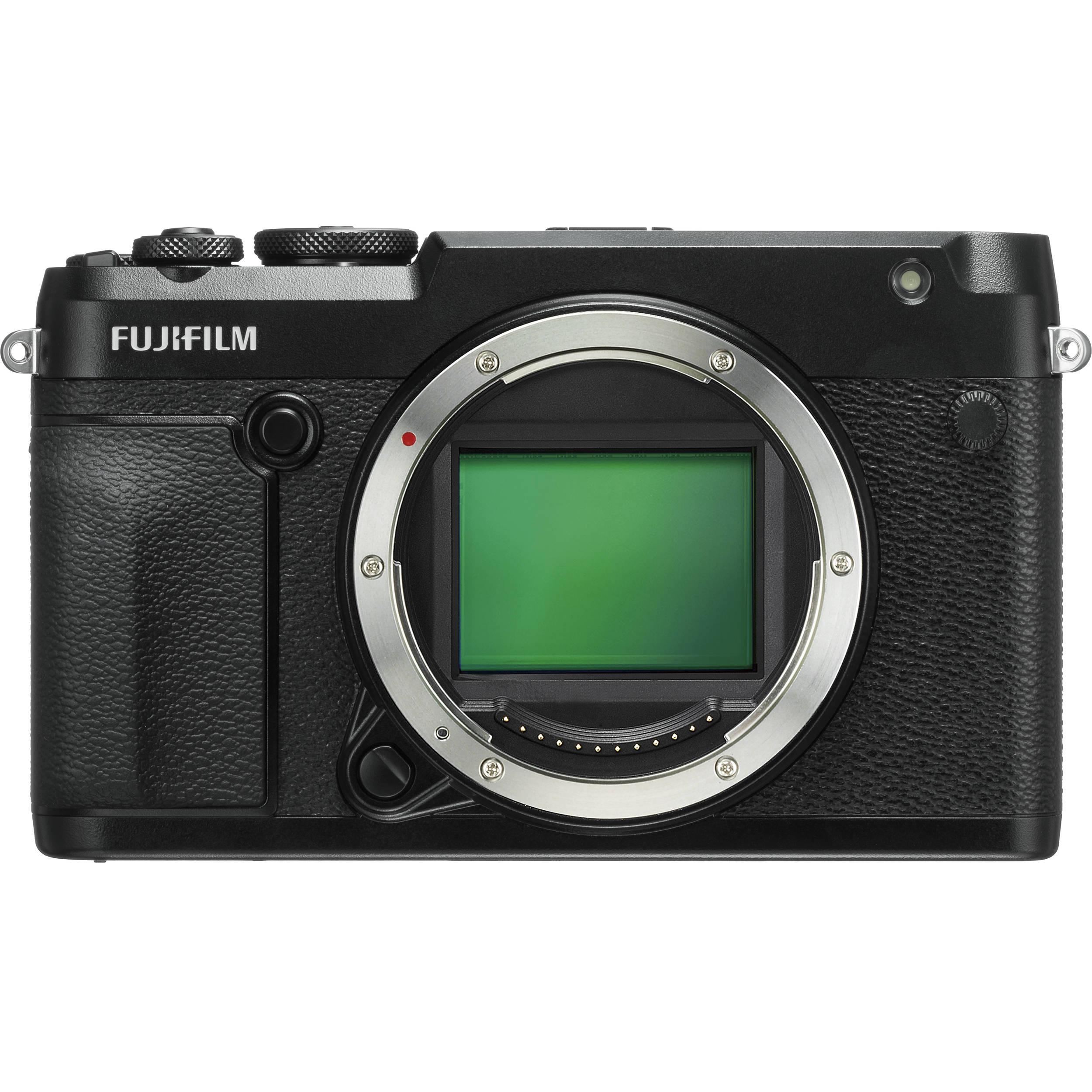 Fujifilm GFX 50R Camera