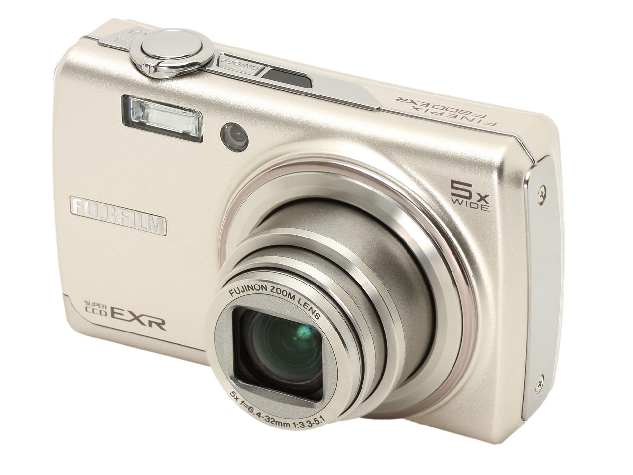 Fujifilm FinePix F200EXR Camera